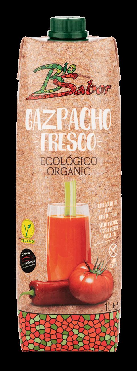 Gaspacho frais