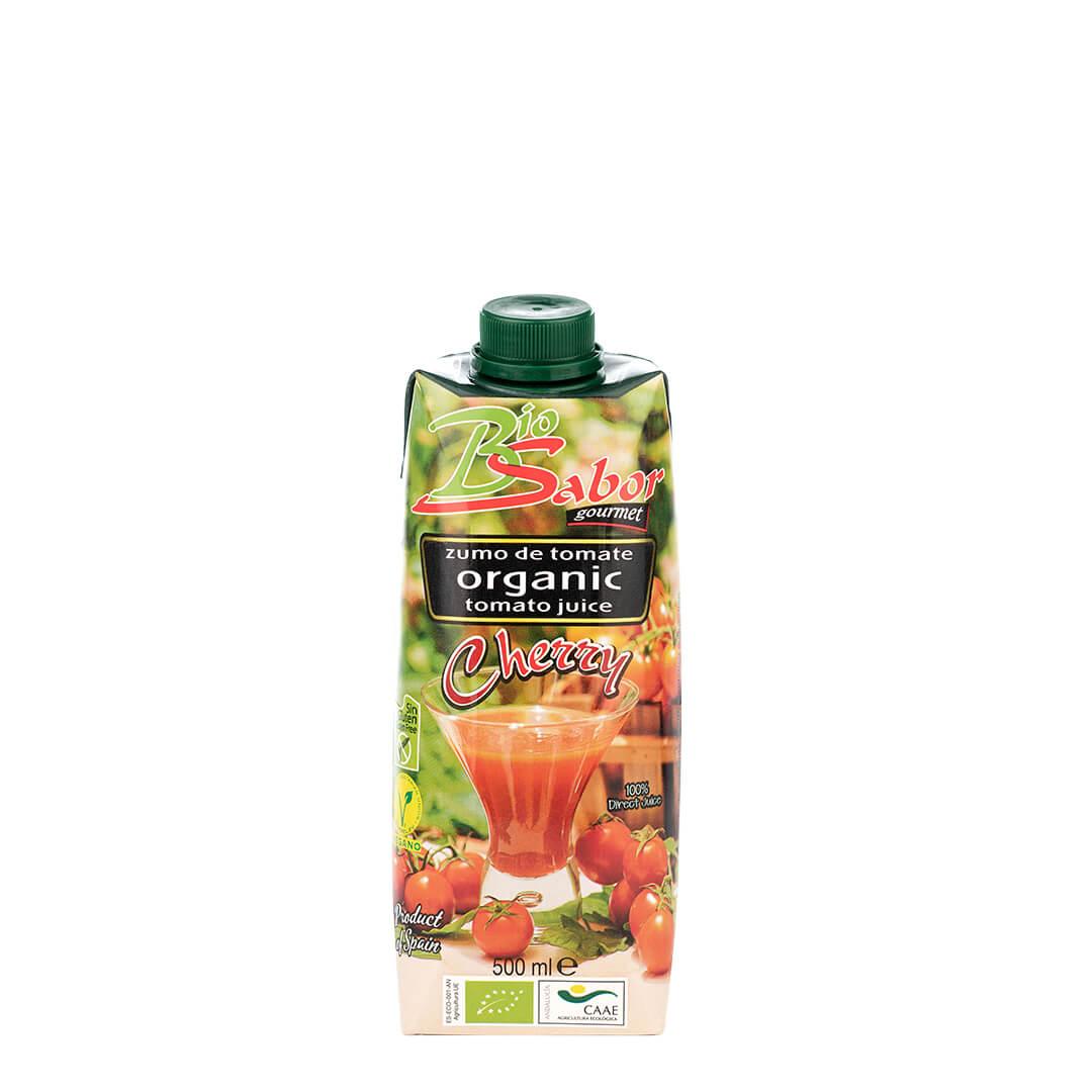 Cherry tomato juice