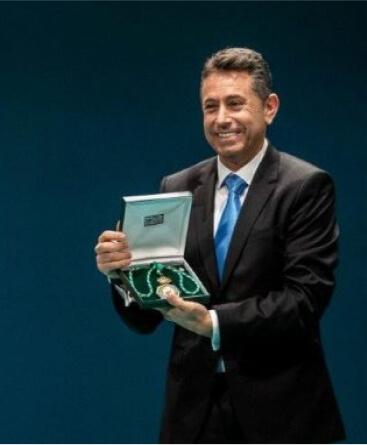 Medalla de Andalucía